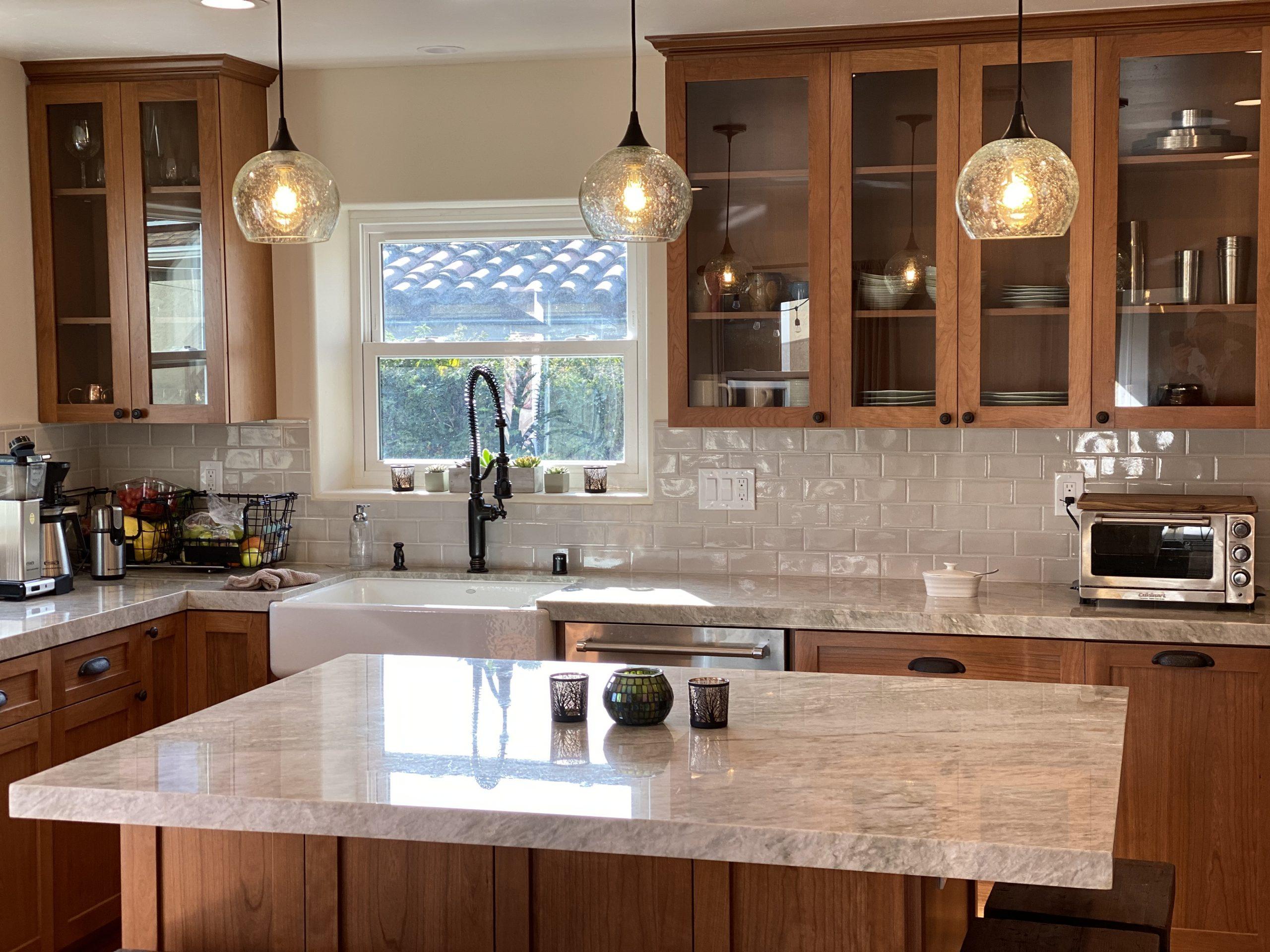 kitchen redesign San Diego