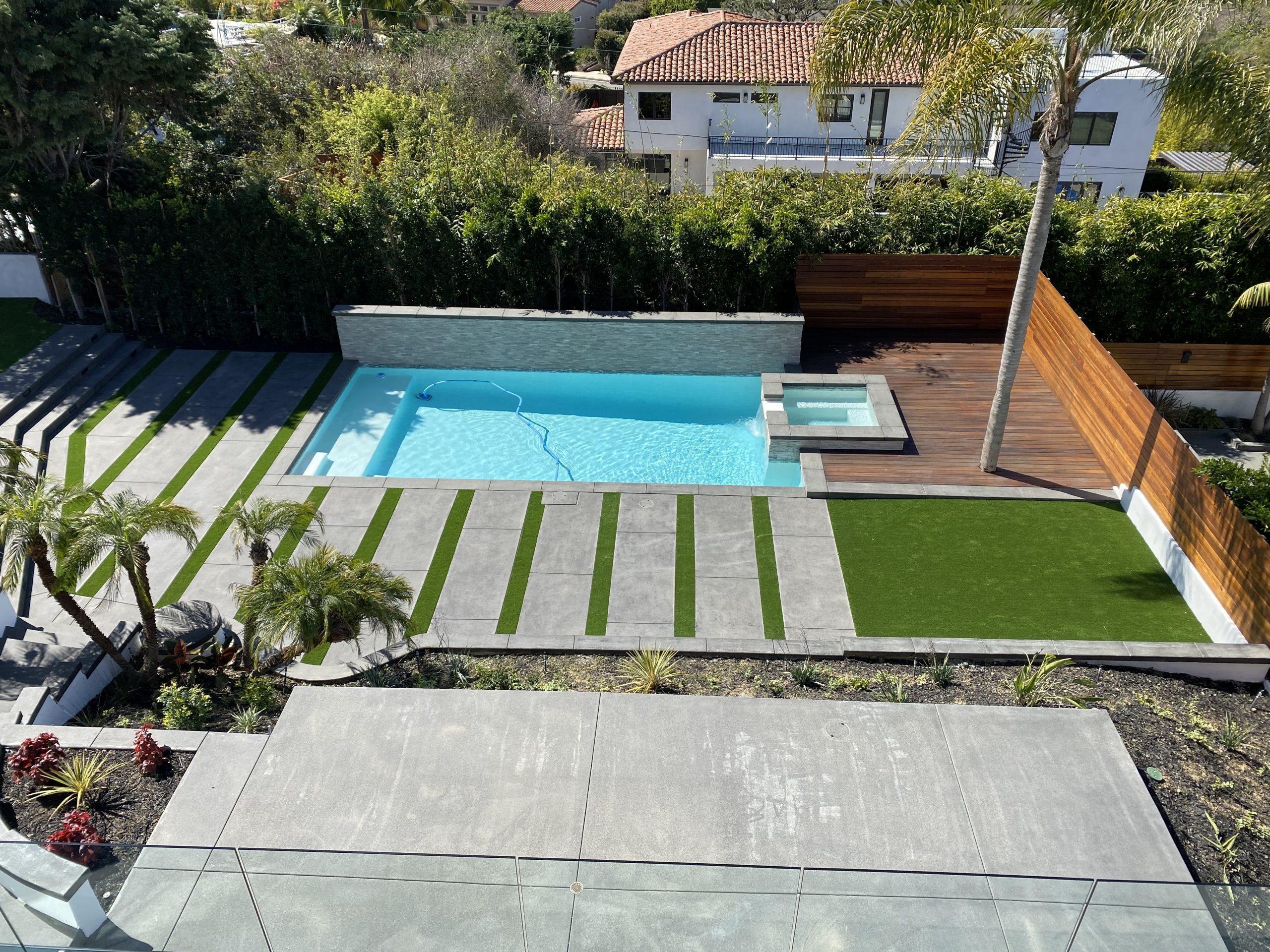 swimming pool San deigo