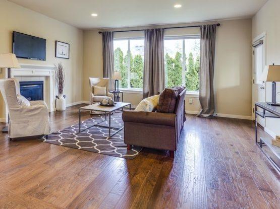Laminate flooring in San Diego
