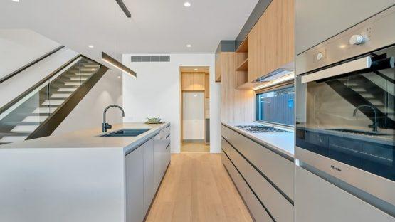 Kitchen remodeling in La Jolla