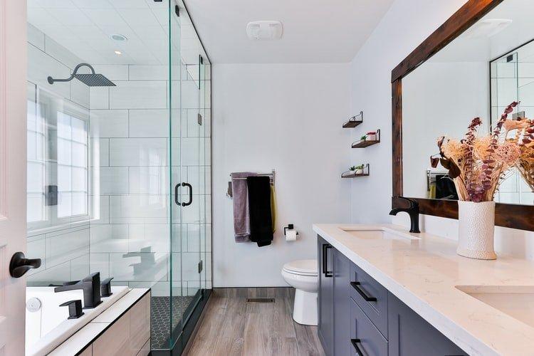 Bathroom remodeling in La Jolla Califorina