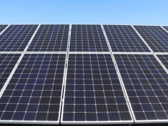 Solar powered home in La Jolla
