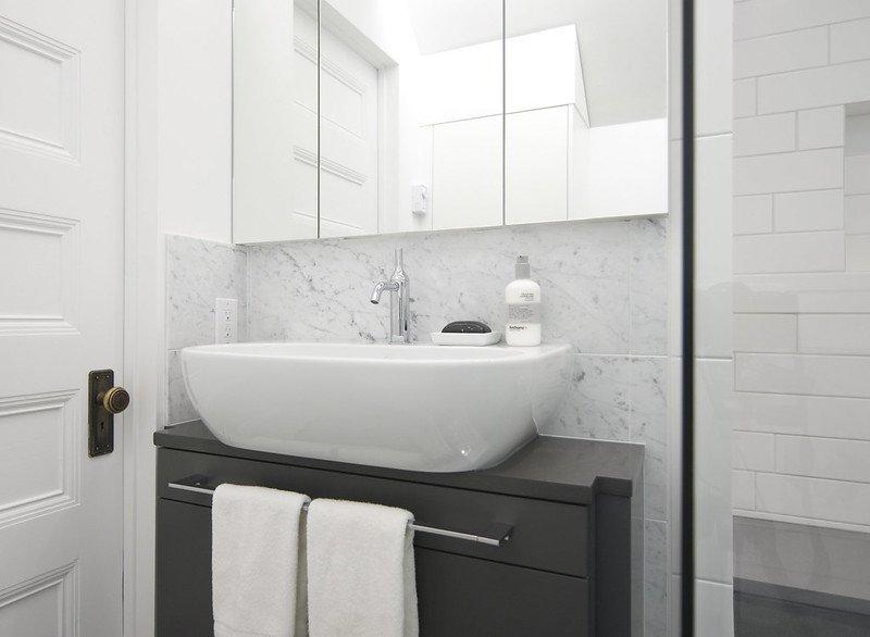 Bathroom vanity in Carlsbad
