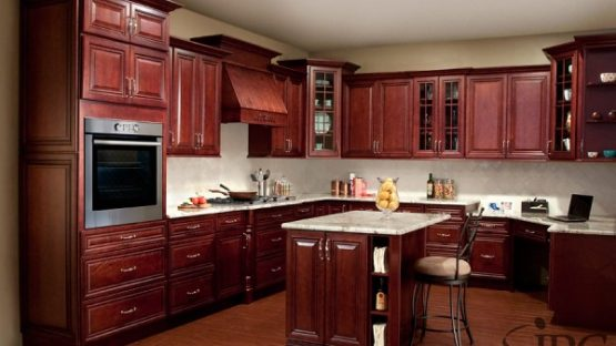 Kitchen cabinets in La Jolla