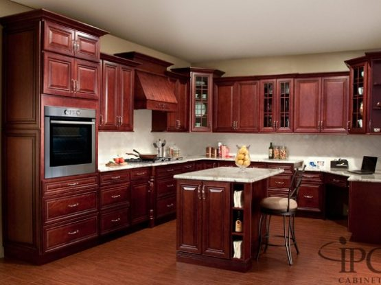 Kitchen cabinets in La Jolla