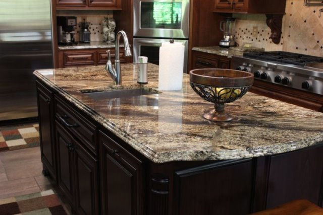 kitchen granite countertops San Diego